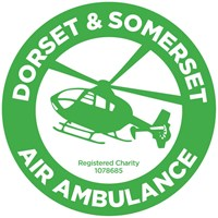 Proud to support the Dorset & Somerset Air Ambulance