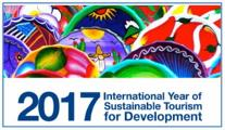 2017 - International Year of Sustainable Tourism for Development